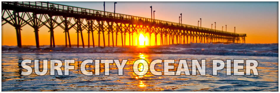 Surf City Ocean Pier - Home